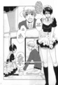 Japan in a maid outfit (Doujinshi) - hetalia-couples photo