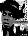 Jay-Z NY Portrait - jay-z fan art