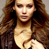 Actresses photo containing a portrait, attractiveness, and a chemise titled Jennifer Lawrence