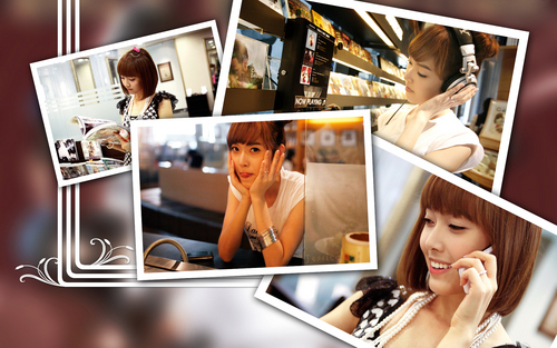 Jess - girls-generation-snsd Wallpaper