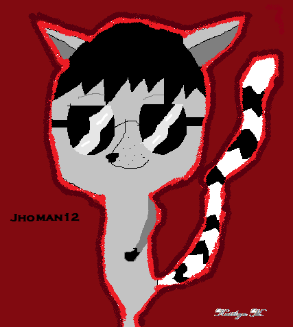 Jhoman12 As a lemur *request