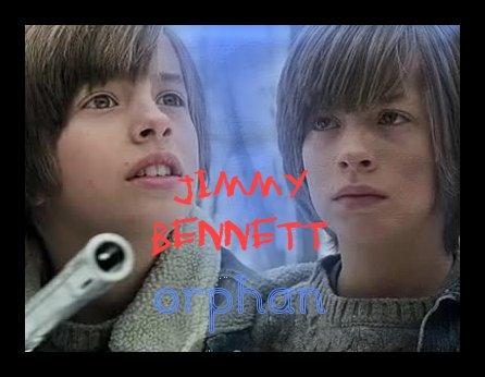 Jimmy Bennett - orphan #2