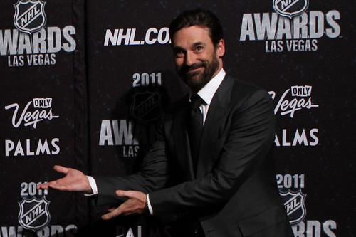 Jon Hamm images Jon Hamm - NHL Awards - Red Carpet wallpaper and background photos