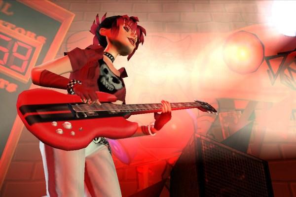 Guitar hero character porn
