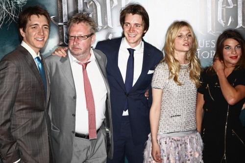 Jul12: Paris premiere
