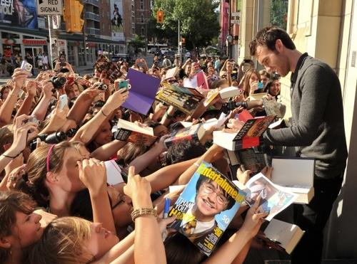 Jul12: Toronto premiere/press