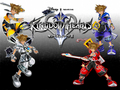 KH1 &amp; 2 - kingdom-hearts photo
