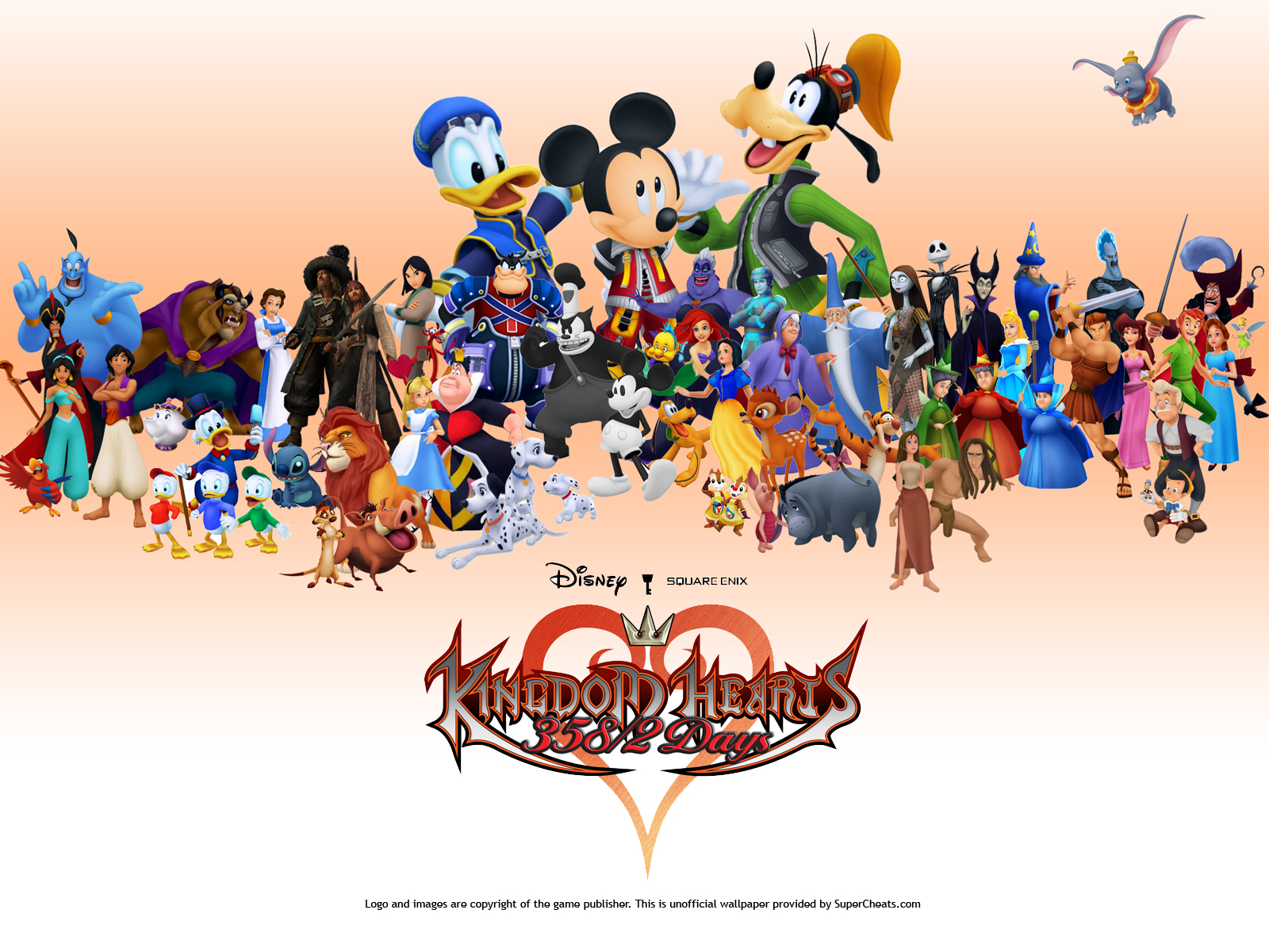 kingdom hearts images - photo #41