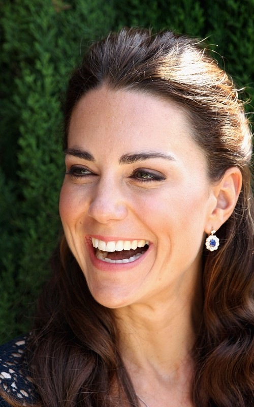 Kate Middleton & Reese Witherspoon Bond At Tusk's Trust