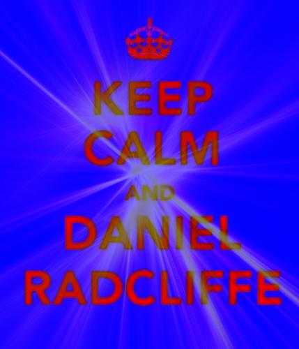 Keep Calm= Harry Potter Cast