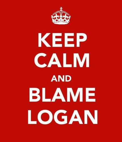 Keep Calm and Blame BTR