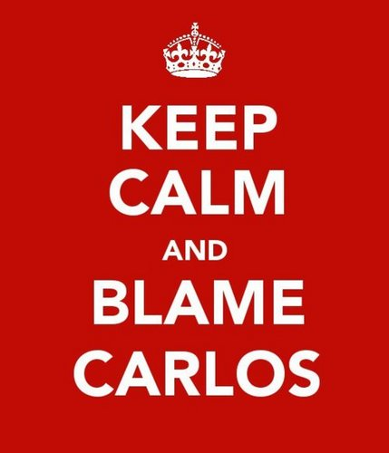 Keep Calm and Blame BTR