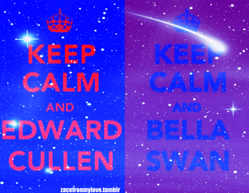 Keep Calm and Edward&Bella