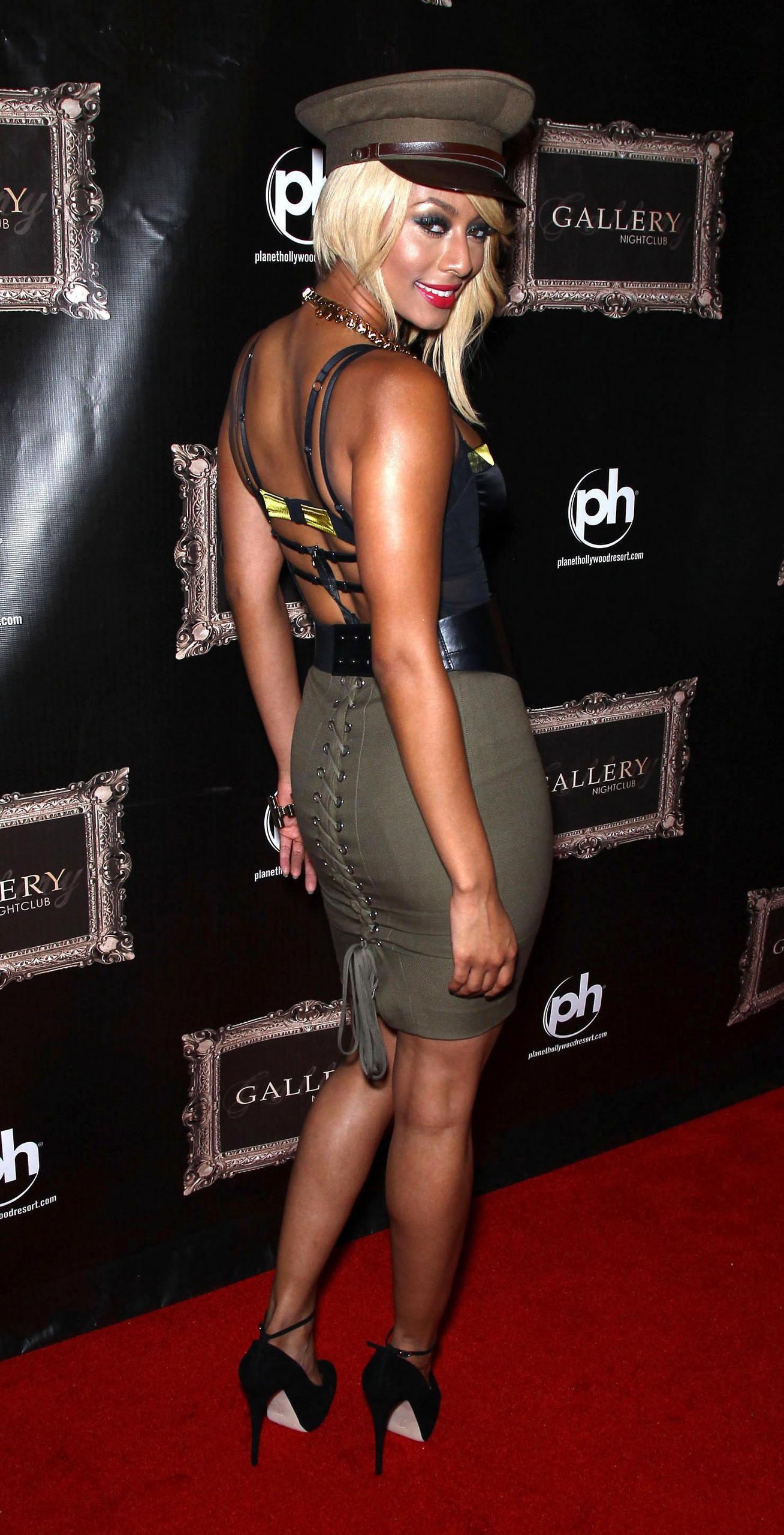 Keri Hilson At Gallery Nightclub In Las Vegas 09 07 2011