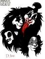 Kiss - Lions