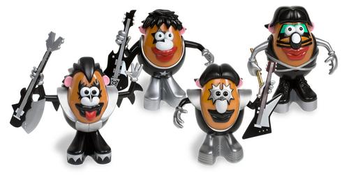 キッス - Potato Heads