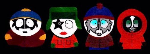 Kiss - South Park