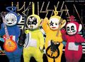Kiss Teletubbies - teletubbies photo