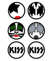 Kiss logo's - kiss fan art
