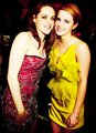 Kristen Stewart and emma watson - kristen-stewart photo
