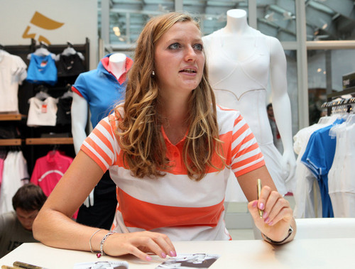 Kvitova fashion
