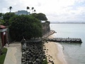 La Fortaleza mirando a la Bahía de San Juan (Fortress overlooking the Bay of San Juan)
