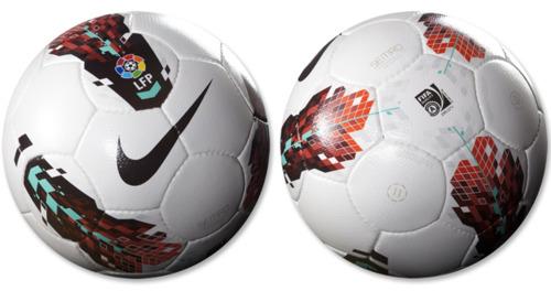 La Liga New Ball