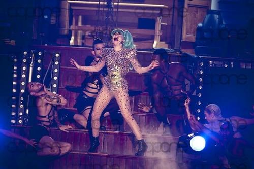 Lady Gaga - Live @ Town Hall in Sydney, Australia (13-07-11)