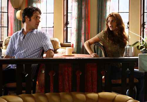 Lake & Paul Rudd in 'Over Her Dead Body'