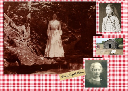 laura ingalls wilder wallpaper with a newspaper and animê titled Laura Ingalls Wilder