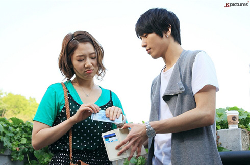 Lee Shin & Lee Kyu Won