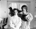 Leia and Luke - the-skywalker-family photo