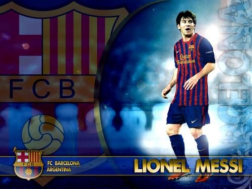 Lionel Messi 2011/12