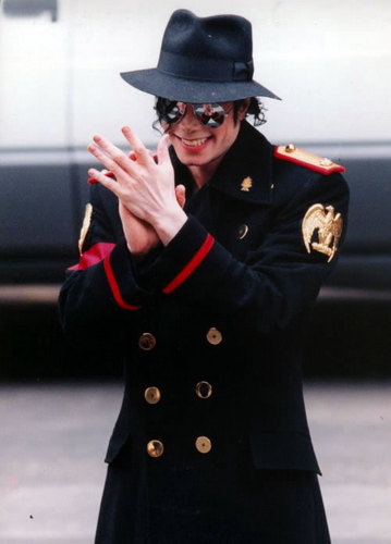 Love you Forever MJ:)