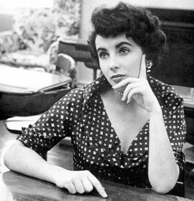Lovely Lovely Elizabeth Taylor
