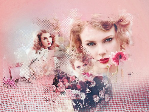 Taylor Swift wallpaper titled Lovely Taylor Wallpaper ❤