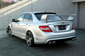 MERCEDES - BENZ CLASS C BY WALD INTERNATIONAL - mercedes-benz photo