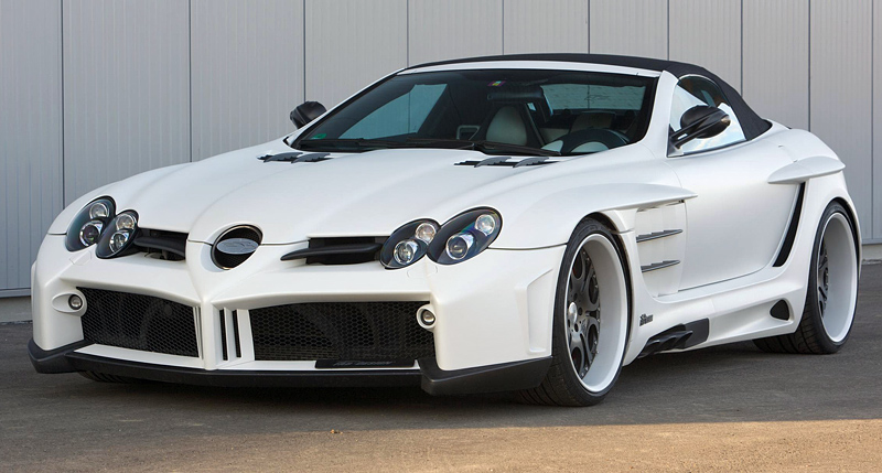 Mercedes Benz Images MERCEDES   BENZ SLR McLaren BY FAB DESIGN Wallpaper  And Background Photos