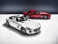 MERCEDES - BENZ SLS AMG ROADSTER - mercedes-benz wallpaper