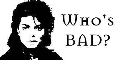 MICHAEL JACKSON ~~~<3 BADera (niks95)