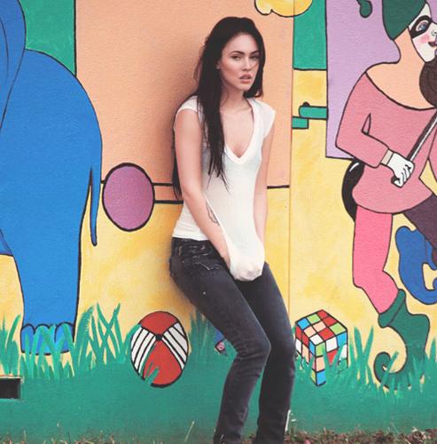 Megan Fox<3