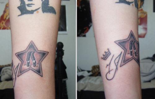 Michael Jackson Tattoos