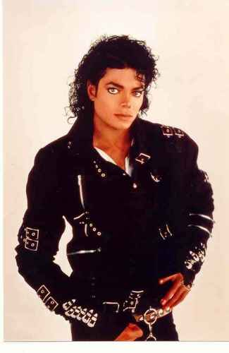 Michael jackson in the BADera~~~(niks95)<3