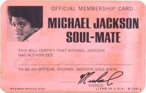 Michael's soulmate<3