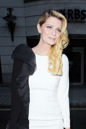 Mischa Barton at Sketch