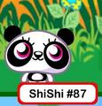 Moshling ShiShi with how to get him in description - moshi-monsters photo