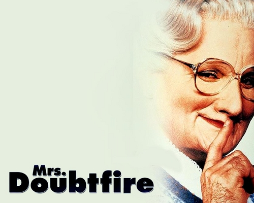 robin williams wallpaper possibly with a portrait called Mrs Doubtfire