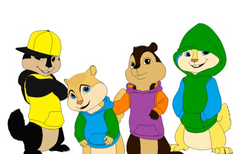 My Chipmunks