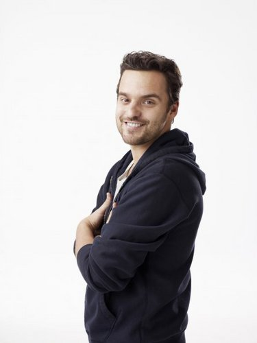 New Girl Cast Promotional 사진 - Jake Johnson as Nick