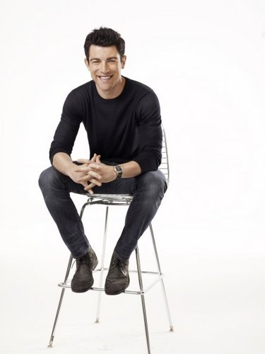 New Girl Cast Promotional foto - Max Greenfield as Schmidt